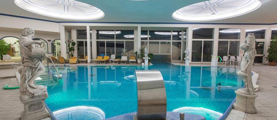 Soggiorno termale ad Abano Terme - Hotel Helvetia 4*